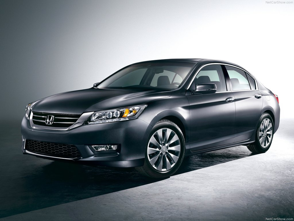 Honda Accord выиграла награду Green Car of the Year